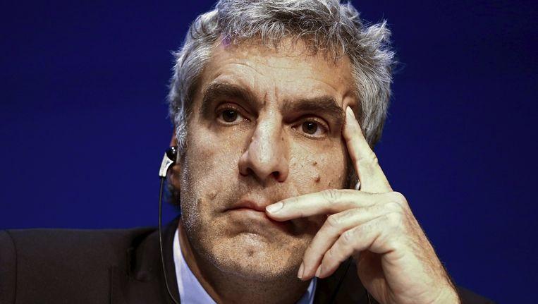 Walter de Gregorio, voormalig perschef van FIFA.