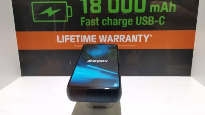 Deze smartphone gaat vijftig (!) dagen mee zonder opladen