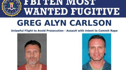 Gewelddadige serieverkrachter op 'Most Wanted'-lijst van FBI doodgeschoten