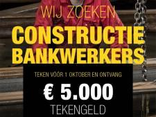Tekengeldactie Hutten Metaal Hardenberg slaat aan: 250 sollicitanten binnen een paar dagen