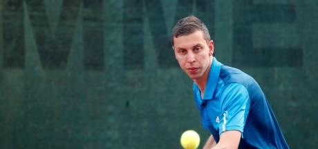 Tennissers Hulster Ambacht verliezen van Tilburg