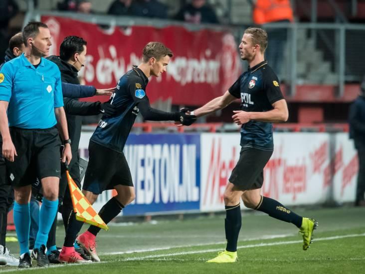De snelle wraak van Willem II-goudhaantje Kristinsson