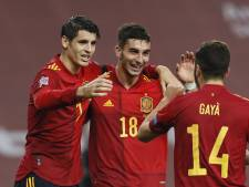 Spanje vernedert Duitsland in Sevilla en plaatst zich voor Final Four
