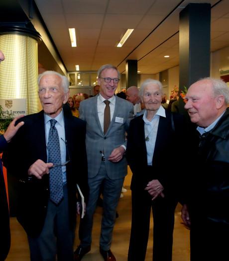 Hoeksch Lyceum viert 100ste verjaardag