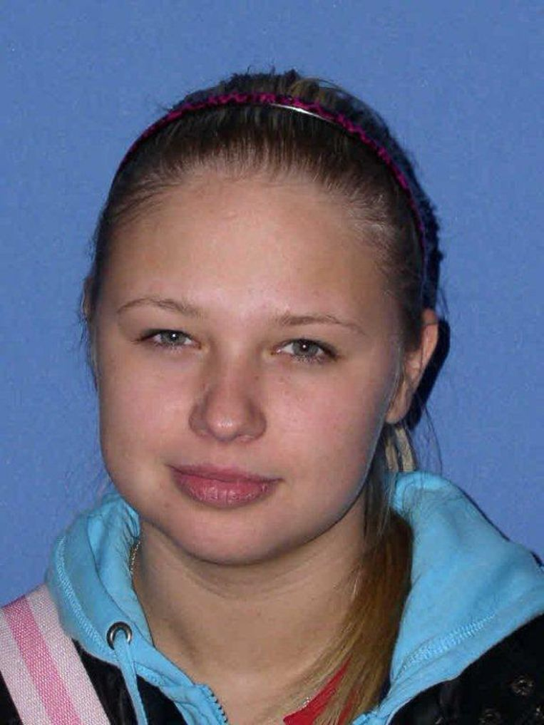 Het tweede slachtoffer Dace Zarina (22).
