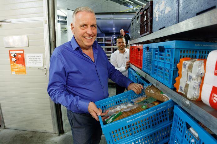 Jan Pollemans, voorzitter van Winkeliersvereniging Promenade in Etten-Leur: 'We moeten het samen doen.  De gemeente heeft de ondernemers nodig. Ik voorzie daar problemen en dat zou zonde zijn.'