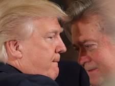 Trump juicht rentree Bannon bij Breitbart toe