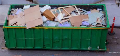 Afvalscheidingsstations in Bussum, Hilversum, Huizen en Weesp eerder dicht wegens hittegolf