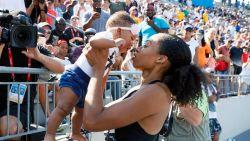 Nike geeft zwangere atleten eindelijk moederschapsbescherming