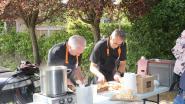 Jan en Hans winnen eerste kookwedstrijd Hagelandse Kost op De Melkherei