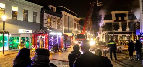 Almelose Stadsherberg na mysterieuze brand nu zorghotel; eigenaar vermoedt wie vuur aanstak