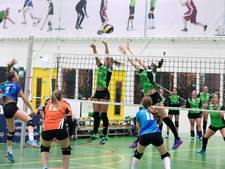 Volleybal: Trivos sterkste in derby met Heyendaal