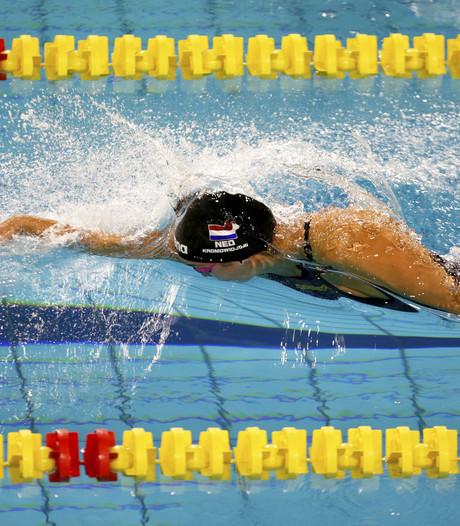 'Kromo' klopt Heemskerk op Swim Cup