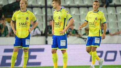 Geen beterschap voor Waasland-Beveren na trainerswissel, wel een zware nederlaag tegen Charleroi