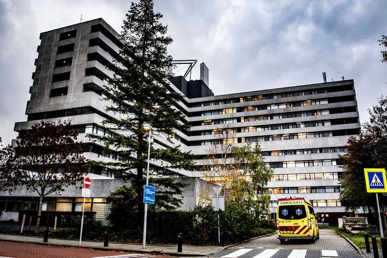Het MC Slotervaart, dat in 2018 failliet werd verklaard. Beeld ANP
