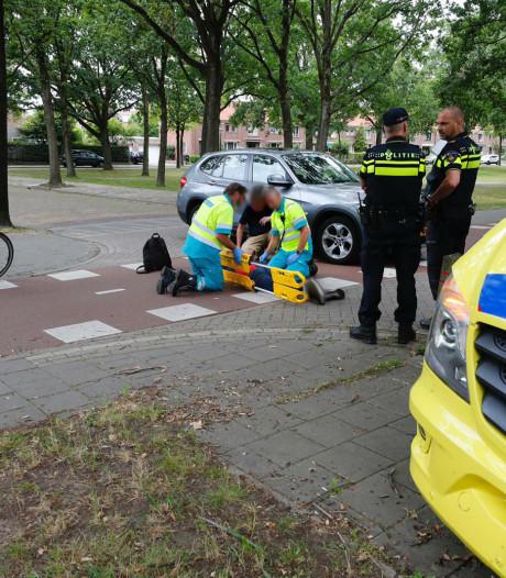 Fietser aangereden op Roostenlaan in Eindhoven