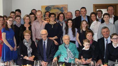 Maria viert 100ste verjaardag