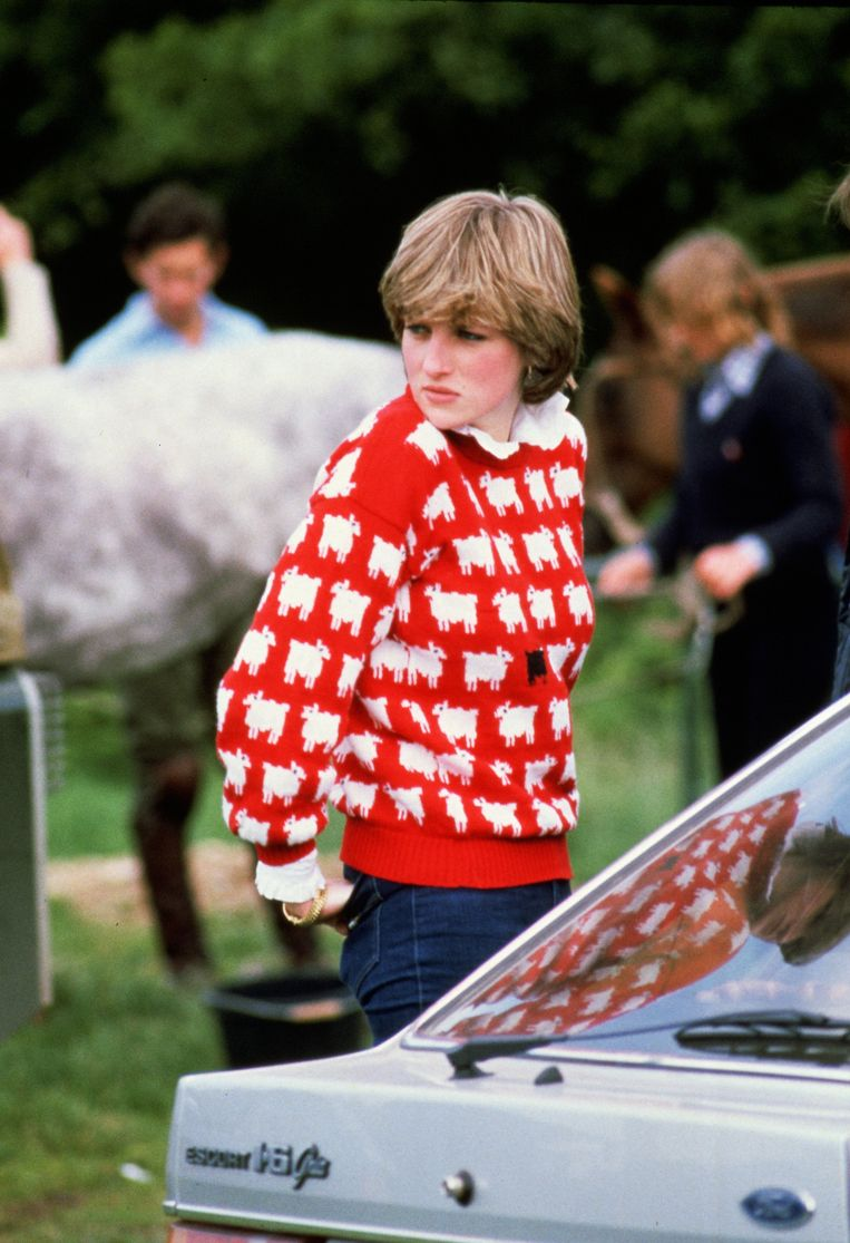 Lady Diana Spencer. Beeld Tim Graham Photo Library via Getty Images
