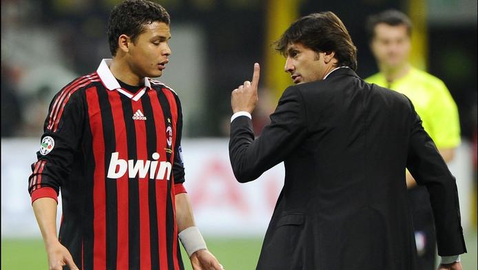 Leonardo, le directeur sportif du PSG, renonce à celui qu'il a entraîné lors de la saison 2009-2010 au Milan AC (photo).