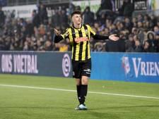 Mount toptiener van Chelsea bij Vitesse