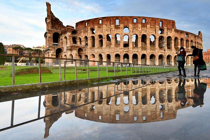 Het Colosseum is de populairste toeristische bestemming van Italië.