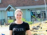 Monique Smits uit Ophemert is vertrouwd met het slagersmes