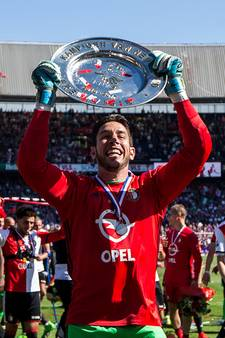 Jones nog twee jaar bij Feyenoord