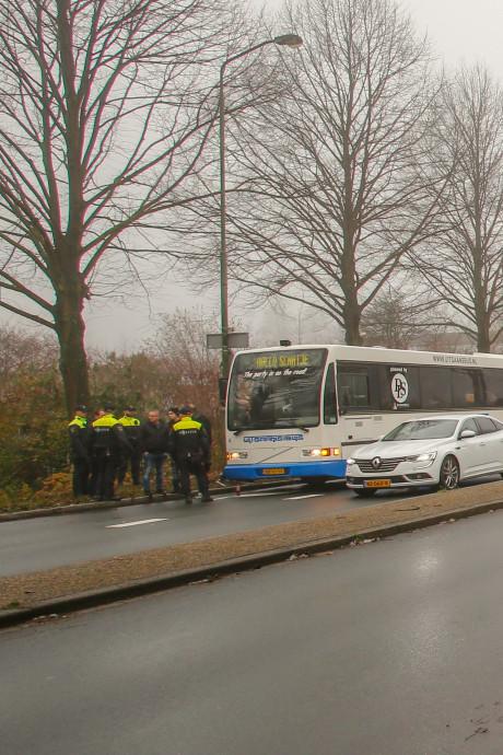 Bus met supporters van Fortuna geweerd uit Dordrecht