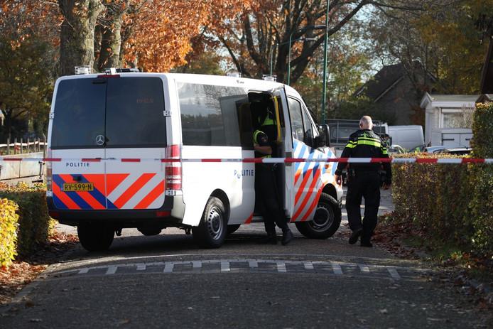 Onderzoek bij woonwagenkamp in Oss na moord op Peter Netten