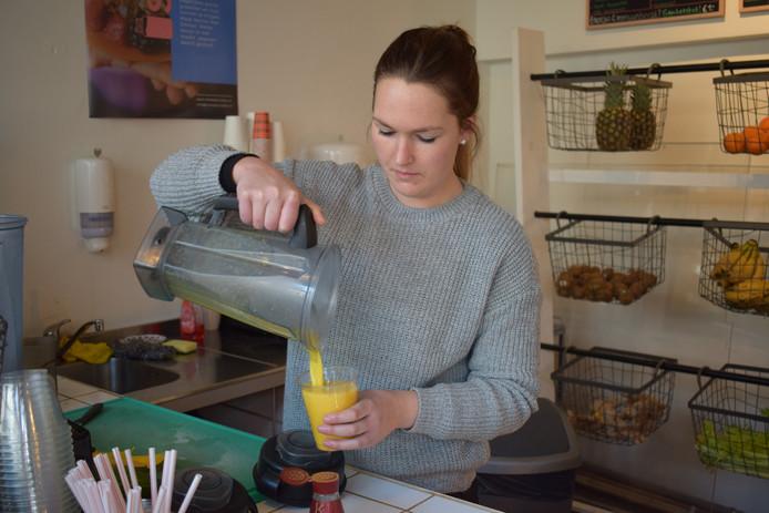 Juicebar Smood aan de Vismarkt denkt aan de vitamines.