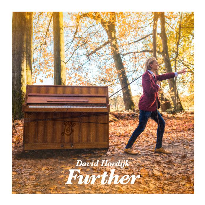 De cover van het nieuwe album 'Further' van David Hordijk.