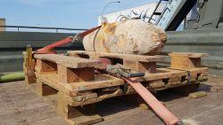 UPDATE. Gevaarlijke vliegtuigbom ontmanteld door DOVO, perimeter opgeheven