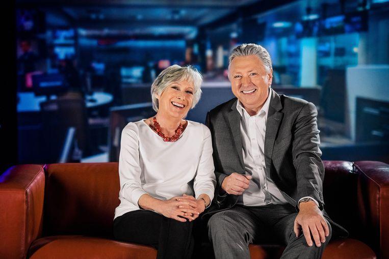 Nadine De Sloovere en Dany Verstraeten zullen te zien zijn in '30 jaar VTM NIEUWS'.