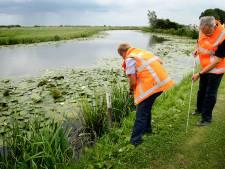 Waterschap checkt of de dijken al winterklaar zijn