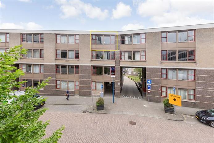 Het huis aan de Pastoor Van Nuenenhof 13.