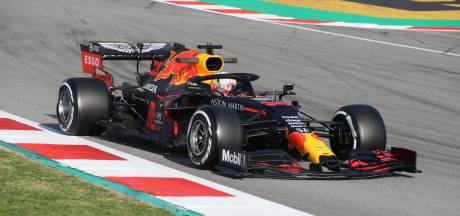 LIVE | Verstappen zet tweede tijd neer, alleen Kubica nog sneller