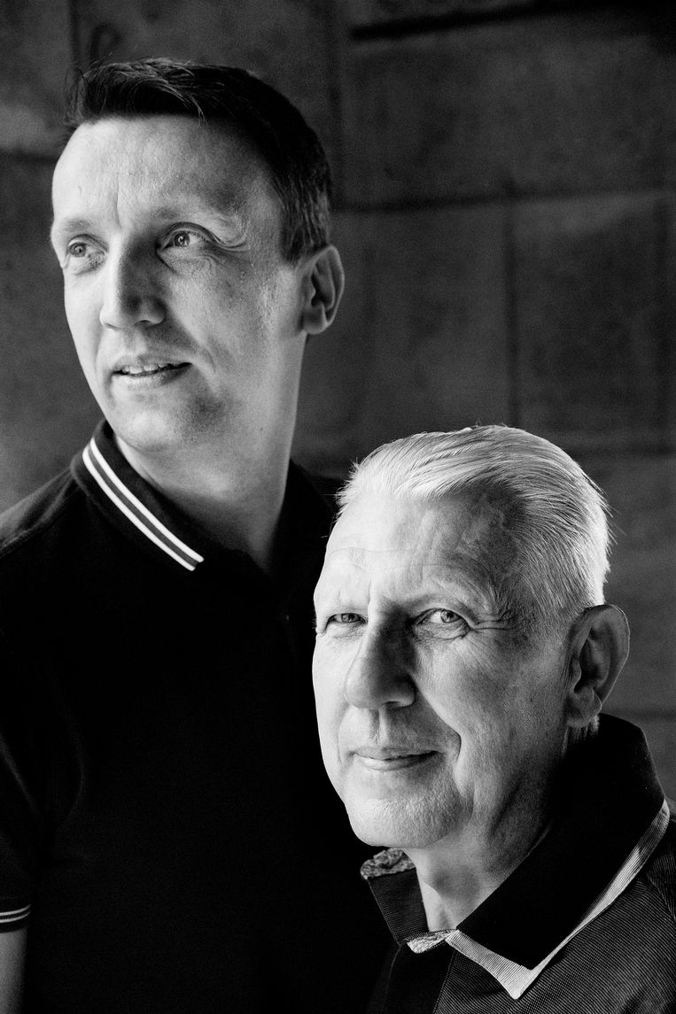 Steven en Willy Bogaerts