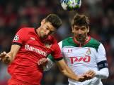 Bosz met Leverkusen onderuit tegen Lokomotiv Moskou