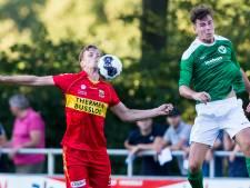 Trainer Sander Poll strikt 17 spelers voor Sallandse selectie