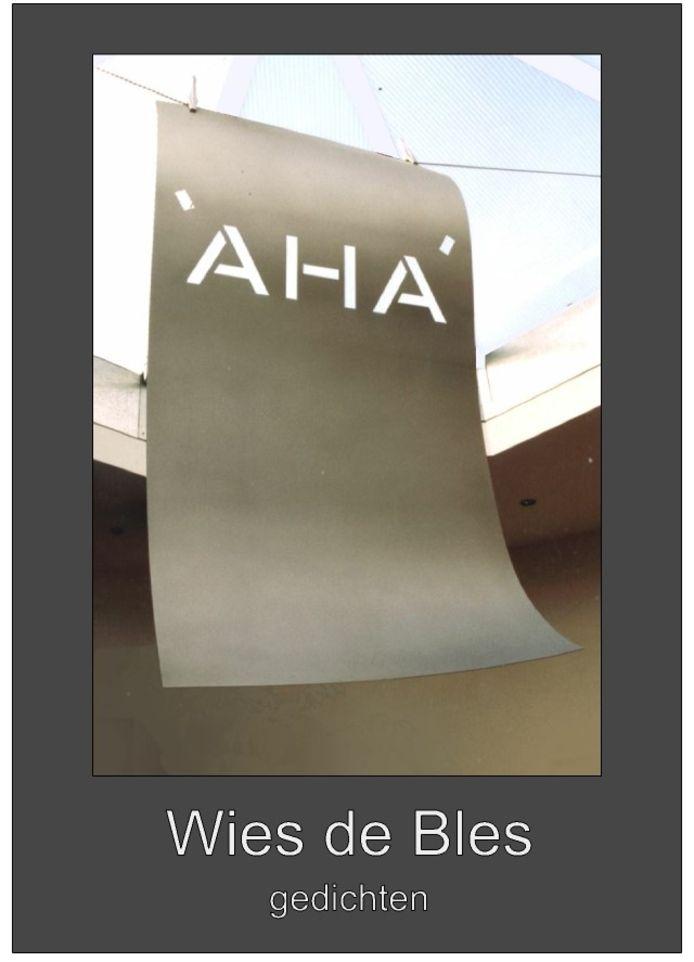 cover Wies de Bles bundel Aha