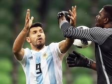 Agüero fit voor duel met Leicester City