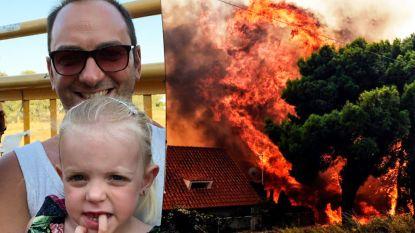 """Al 74 doden na zware bosbranden in Griekenland, ook Belgen op de vlucht: """"Alles is hier weggebrand"""""""