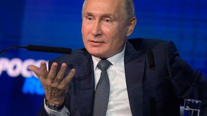 Valse Poetin-account met 1 miljoen volgers geblokkeerd door Twitter