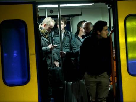 Kortdurende chaos na ongeval op spoor bij Den Haag