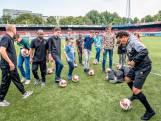 G-voetballers Excelsior genieten als 'profs': 'vet cool dat ik in stadion ben'