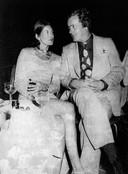 Lidy en Hans Legel in hun jonge jaren, op Mallorca.