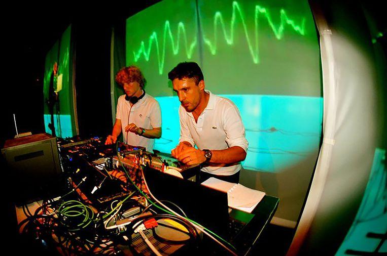 Als Hermanos Inglesos waren Cédric en Didier lang populaire dj's.