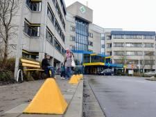 LangeLand Ziekenhuis bungelt helemaal onderaan in financiële stresstest