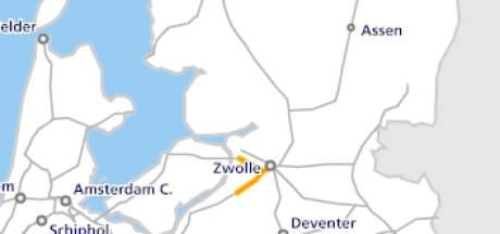 Geen Sprinters van Zwolle naar 't Harde en Kampen