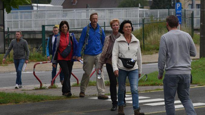 Lokale politie organiseert Samson-wandeling